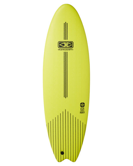 LIME BOARDSPORTS SURF OCEAN AND EARTH SURFBOARDS - SESO60LME