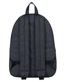 BLACK MENS ACCESSORIES HERSCHEL SUPPLY CO BAGS + BACKPACKS - 10500-02090-OSBLK