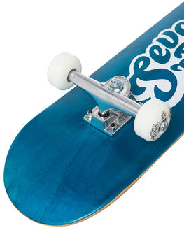 BLUE BOARDSPORTS SKATE SEVEN SKATEBOARDS COMPLETES - SVNCOMP1205BLUE