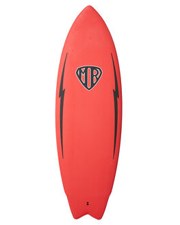 RED BOARDSPORTS SURF OCEAN AND EARTH SOFTBOARDS - SBEX60MRRED