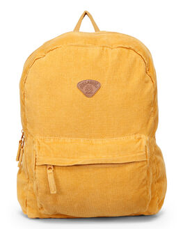 HONEY GOLD WOMENS ACCESSORIES BILLABONG BAGS + BACKPACKS - BB-6691006-HOG