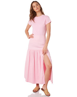 PINK WOMENS CLOTHING ZULU AND ZEPHYR SKIRTS - ZZ2849PNK