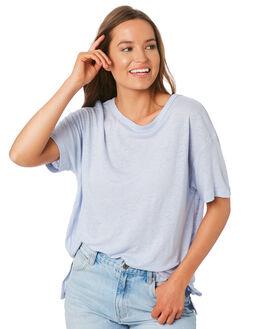 SKY WOMENS CLOTHING NUDE LUCY TEES - NU22801SKY