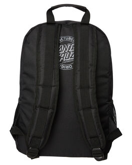 BLACK MENS ACCESSORIES SANTA CRUZ BAGS + BACKPACKS - SC-MAA0593BLK