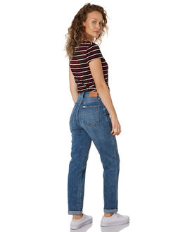 BLUE FOCUS WOMENS CLOTHING RIDERS BY LEE JEANS - R-551597-KC4