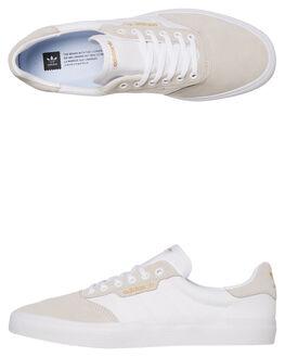 FOOTWEAR WHITE MENS FOOTWEAR ADIDAS SKATE SHOES - SSG27220FWHTM