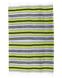 GREEN WOMENS ACCESSORIES CAPTAIN FIN CO. TOWELS - CFA6741500GRN