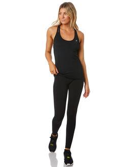BLACK WOMENS CLOTHING LORNA JANE ACTIVEWEAR - WS1019210BLK