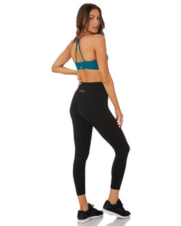 BLACK WOMENS CLOTHING LORNA JANE ACTIVEWEAR - 101942BLK