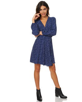INK SPOT WOMENS CLOTHING ROLLAS DRESSES - 12255INK