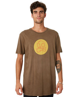 FATIGUE MENS CLOTHING OUTERKNOWN TEES - 12151316FTG