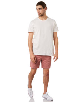 DUSTY PINK MENS CLOTHING ACADEMY BRAND SHORTS - 19S602DPNK