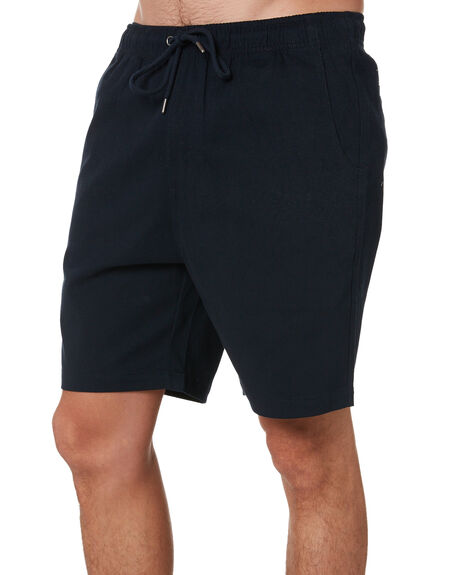 NAVY MENS CLOTHING AS COLOUR SHORTS - 5909NVY
