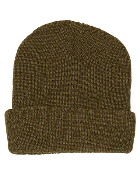 WASHED OLIVE MENS ACCESSORIES BRIXTON HEADWEAR - 00008WOLV
