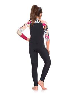 BLACK/TERRA COTTA BOARDSPORTS SURF ROXY GIRLS - ERGW103029-XKKM
