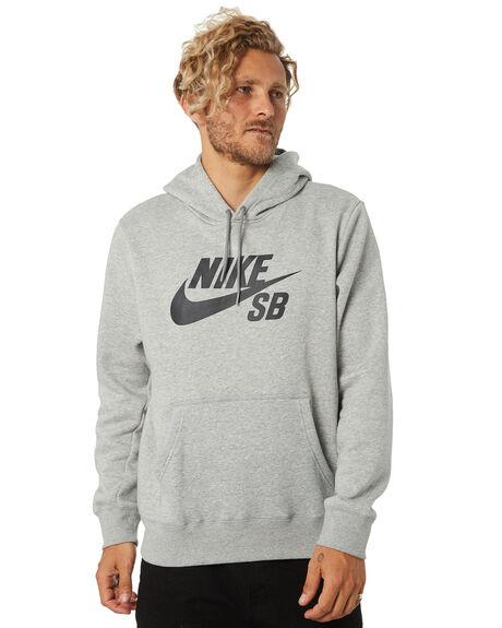 DARK GREY MENS CLOTHING NIKE JUMPERS - AJ9733063