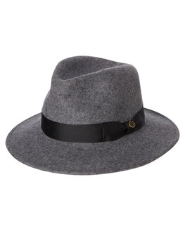 GREY MENS ACCESSORIES FALLENBROKENSTREET HEADWEAR - 5802GRY