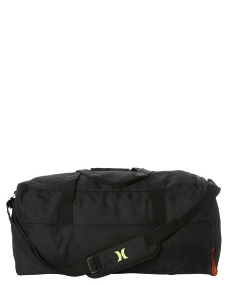 BLACK MENS ACCESSORIES HURLEY BAGS + BACKPACKS - HH9A7121023