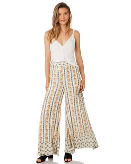 IVORY WOMENS CLOTHING TIGERLILY PANTS - T393372IVO