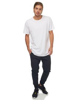 BLACK MENS CLOTHING HURLEY PANTS - 895062010