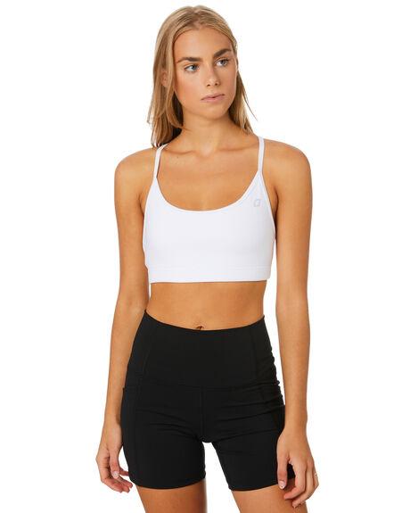 WHITE WOMENS CLOTHING LORNA JANE ACTIVEWEAR - LB0128WHT