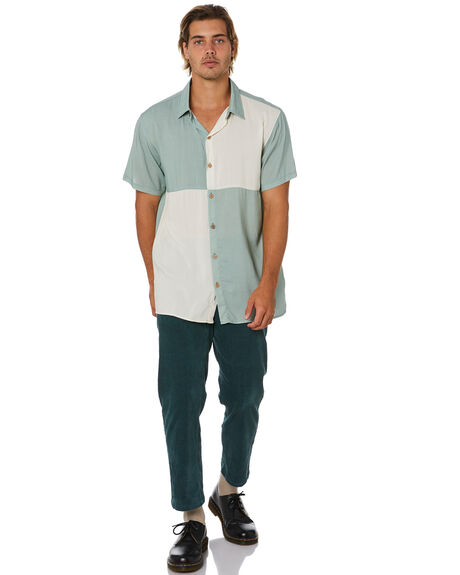 SEAGRASS MENS CLOTHING THE CRITICAL SLIDE SOCIETY SHIRTS - SS1883SEAGR