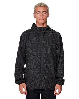 CAMO MENS CLOTHING BILLABONG JACKETS - BB-9507914-CMO