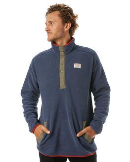 MOOD INDIGO MENS CLOTHING BURTON JUMPERS - 173501400SP18