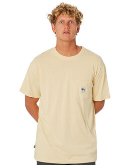 STRAW MENS CLOTHING STUSSY TEES - ST005002STRAW