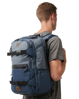 DARK SLATE MENS ACCESSORIES BILLABONG BAGS + BACKPACKS - 9685002ADS8
