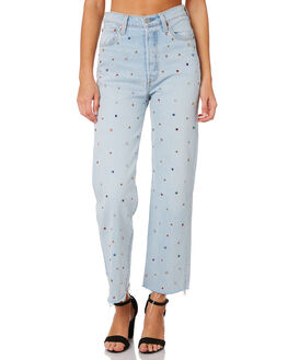 LUCKY SEVENS WOMENS CLOTHING LEVI'S JEANS - 72693-0015LKY7