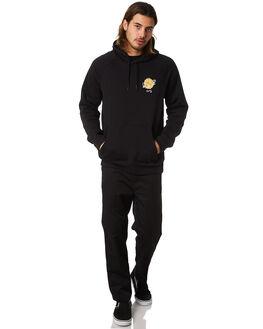 BLACK MENS CLOTHING NIKE JUMPERS - 937835010