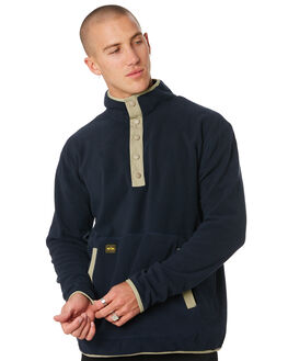NAVY MENS CLOTHING DEPACTUS JUMPERS - D5194386NAVY