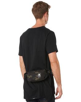 BLACK MULTICAM MENS ACCESSORIES NIXON BAGS + BACKPACKS - C28513015