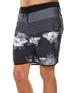 BLACK MENS CLOTHING HURLEY BOARDSHORTS - AMBSVINI00A