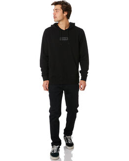 BLACK MENS CLOTHING HURLEY JUMPERS - BV1666010