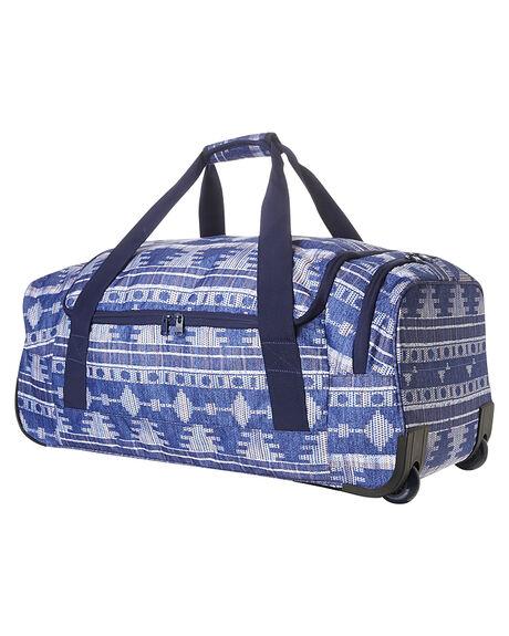 Roxy Distance Across Womens 60L Wheelie Bag - Akiya Blue  2bda54e5e443d