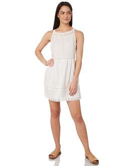 WHITE WOMENS CLOTHING ELWOOD DRESSES - W84732653