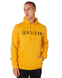 VINTAGE GOLD MENS CLOTHING VOLCOM JUMPERS - A41416R3VNGLD
