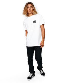 WHITE MENS CLOTHING BILLABONG TEES - BB-9592012-WHT