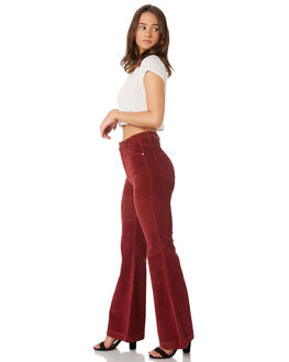 GARNET CORD WOMENS CLOTHING WRANGLER JEANS - W-951436-LS0