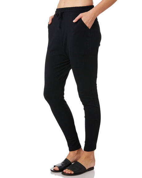 BLACK WOMENS CLOTHING BETTY BASICS PANTS - BB225H19BB225