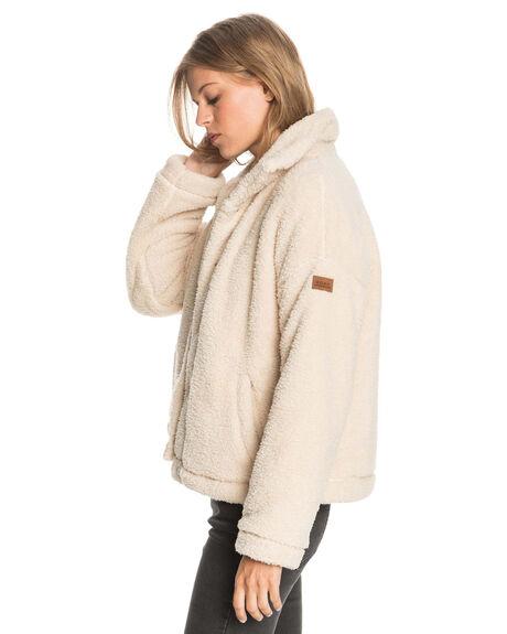 TAPIOCA WOMENS CLOTHING ROXY JACKETS - ERJPF03068-TEH0