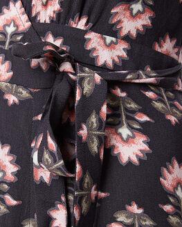 FLORAL WOMENS CLOTHING TIGERLILY DRESSES - T373427FLRL