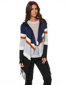 MULTICO WOMENS CLOTHING RIP CURL KNITS + CARDIGANS - GSWFF13282
