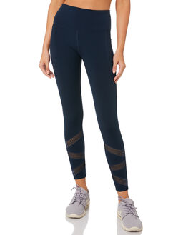 BLACK WOMENS CLOTHING LORNA JANE ACTIVEWEAR - W081926BLK