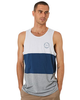 WHITE MENS CLOTHING SWELL SINGLETS - S5202285WHITE