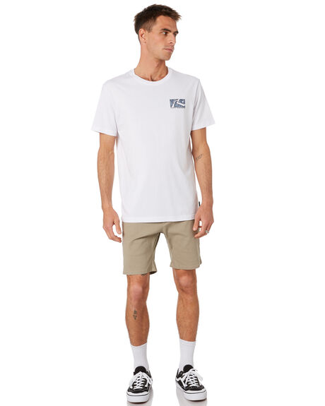FADED OLIVE MENS CLOTHING RUSTY SHORTS - WKM1037FDO