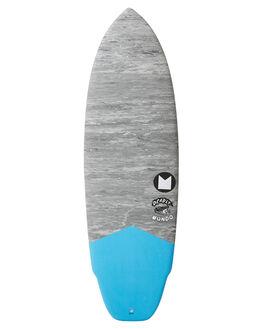 BLUE MARBLED BOARDSPORTS SURF MODOM SOFTBOARDS - 2018DM52BLUM