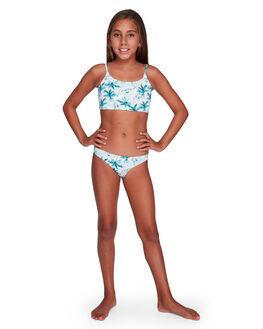 WHITE KIDS GIRLS BILLABONG SWIMWEAR - BB-5592553-WHT